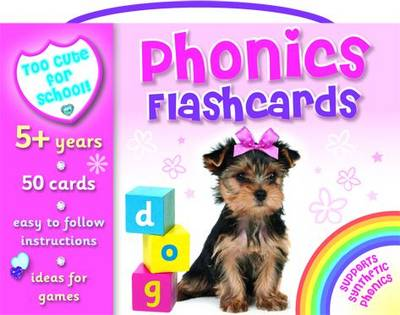 Phonics Flashcards by