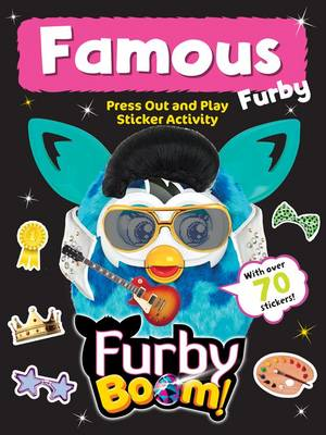 Fashion Furby Press out and Play by Hasbro