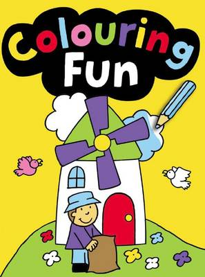 Colouring Fun: Yellow by David Crossley