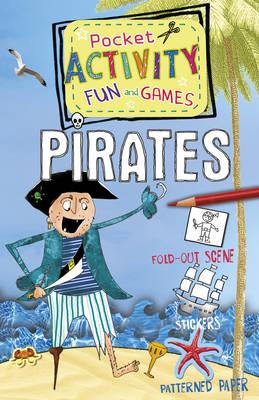 Pocket Activity Fun and Games Pirates by Andrea Pinnington