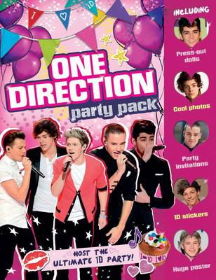 One Direction Party Pack by Claire Sipi