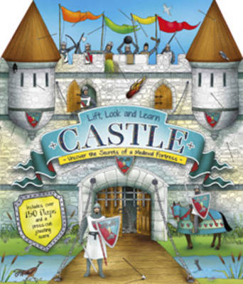 Lift, Look and Learn Castle by Jim Pipe