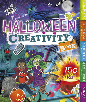 The Halloween Creativity Book by William Potter