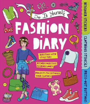 My Fashion Diary by Caroline Rowlands