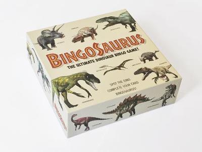 Bingosaurus by Anna Brett