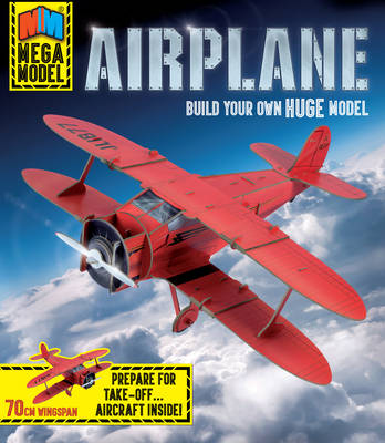 Mega Model: Airplane Build your own huge model by Ben Hubbard