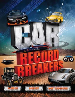 Car Record Breakers by Paul Virr