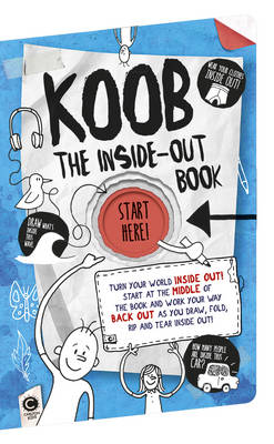 KOOB The Inside-Out Book by Anna Brett
