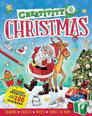 Creativity On the Go: Christmas by Andrea Pinnington