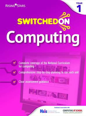 Switched on Computing Year 1 by