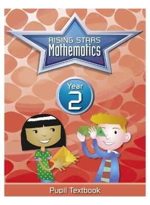 Rising Stars Mathematics Year 2 Textbook by Belle Cottingham, Emma Low, Cherri Moseley, Jo Chambers