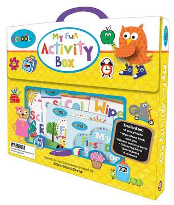 Schoolies My Fun Activity Box by Ellen Crimi-Trent