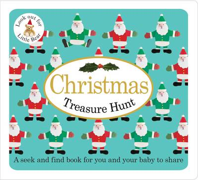 Christmas Treasure Hunt Baby Treasure Hunts by Roger Priddy
