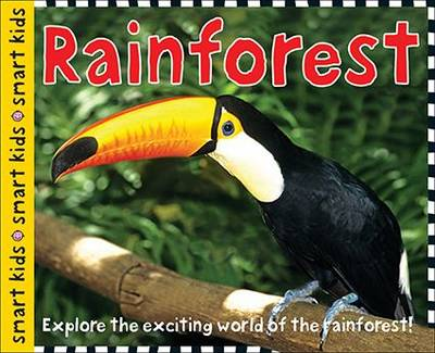 Rainforest Smart Kids by Roger Priddy