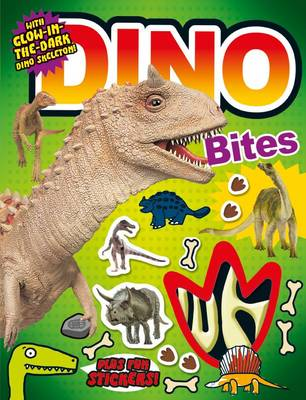 Dino Bites Awesome Activities by Roger Priddy