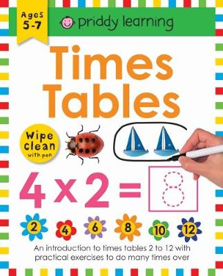 Times Tables by Roger Priddy