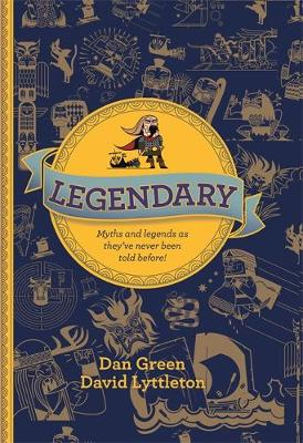 Legendary by Dan Green