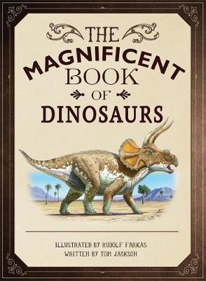 The Magnificent Book of Dinosaurs by Tom Jackson