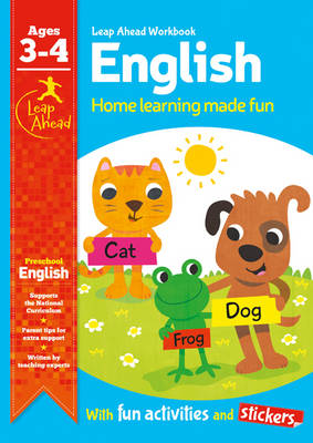 English Age 3-4 by