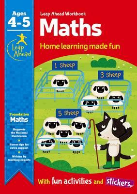 Math Age 4-5 by