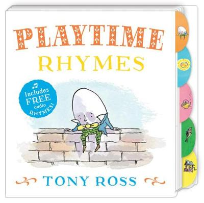 Playtime Rhymes (My Favourite Nursery Rhymes Board Book) by Tony Ross