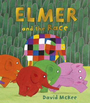 Elmer and the Race by David McKee