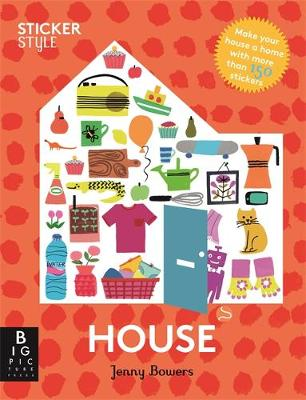Sticker Style: House by Jenny Bowers