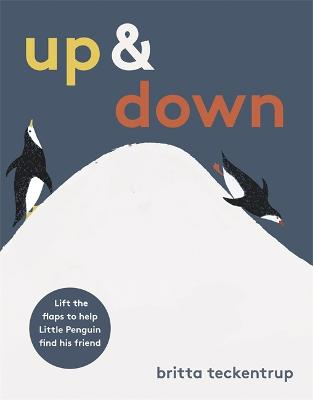 Up and Down by Britta Teckentrup