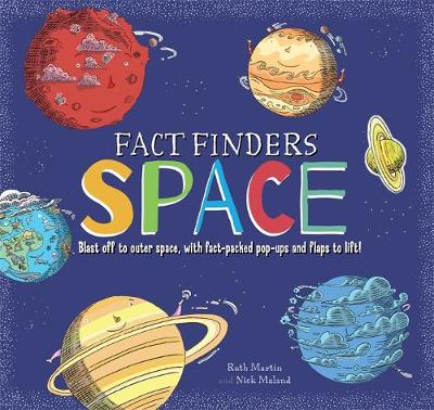Fact Finders: Space by Ruth Martin