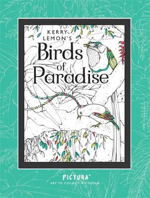 Pictura: Birds of Paradise by Kerry Lemon