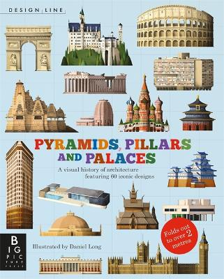 Design Line: Pyramids, Pillars and Palaces by Daniel Long
