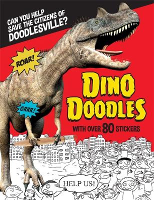 Dino Doodles by Thomas Flintham