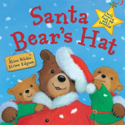 Santa Bear's Hat by Alison Ritchie