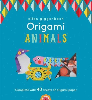 Ellen Giggenbach Origami: Animals by Eryl Nash, Tasha Percy