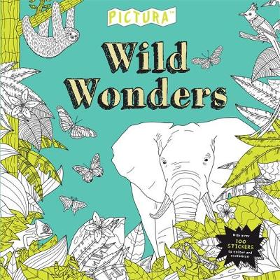 Pictura Puzzles: Wild Wonders by Jake McDonald