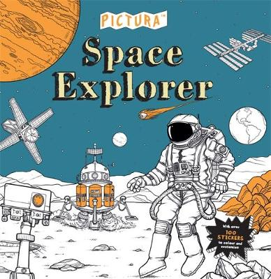 Pictura Puzzles: Space Explorer by