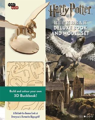IncrediBuilds: Buckbeak Deluxe model and book set by Jody (Author) Revenson