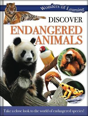 Wonders of Learning: Discover Endangered Animals Reference Omnibus by