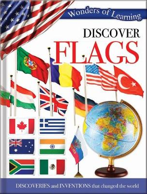 Wonders of Learning: Discover Flags Reference Omnibus by North Parade Publishing