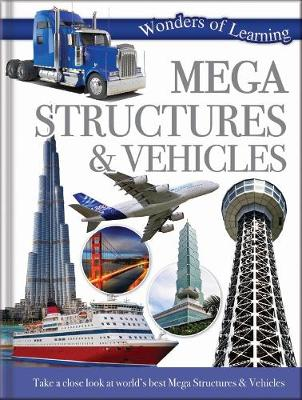Wonders of Learning: Discover Megastructures Reference Omnibus by North Parade Publishing