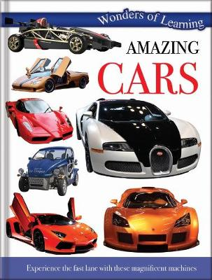 Wonders of Learning: Discover Amazing Cars Reference Omnibus by North Parade Publishing