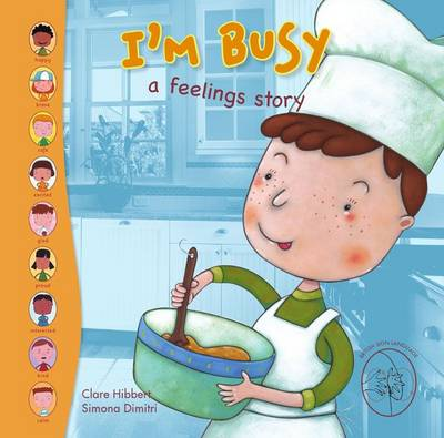 I'm Busy by Claire Hibbert
