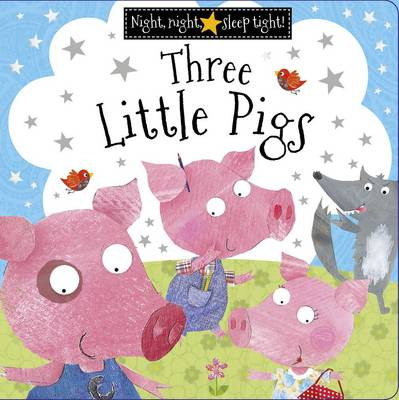 Three Little Pigs by Clare Fennell