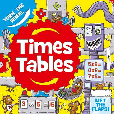 Turn the Wheel Times Tables by Arcturus Publishing