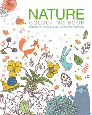 Nature Colouring Book by