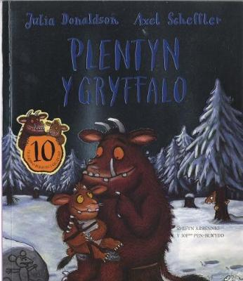 Plentyn y Gryffalo by Julia Donaldson