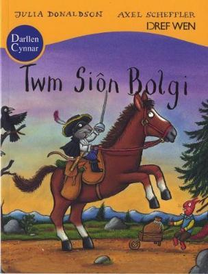 Twm Sin Bolgi by Julia Donaldson