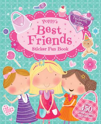 Poppy's Best Friends Sticker Fun Book by