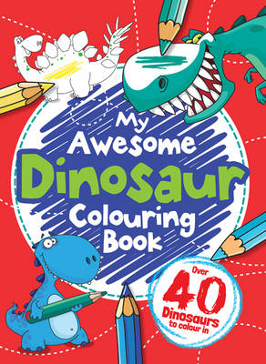 My Dinosaur Colouring Book by