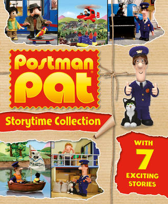 Postman Pat Storytime Collection by